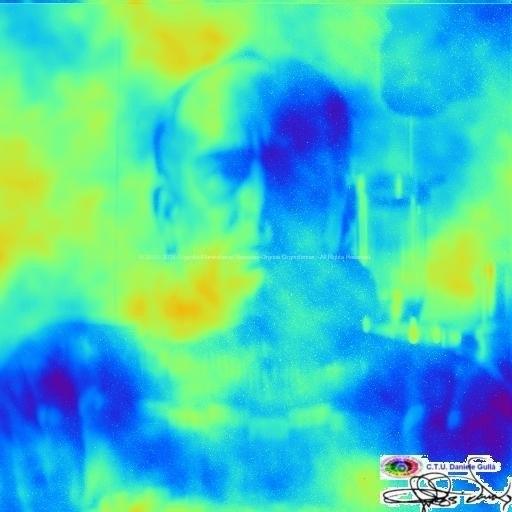 моја лична енергија фотографисао Даниеле Гуллà, познати италијански научник и фотограф енергија.