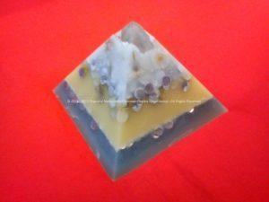 Orgonite Maken - de piramide orgonite