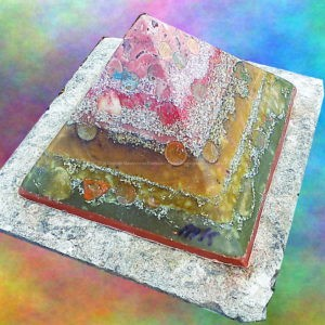 Orgonite Pyramid 24 Epoque