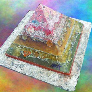 Orgonite Pyramid 24 Epoque