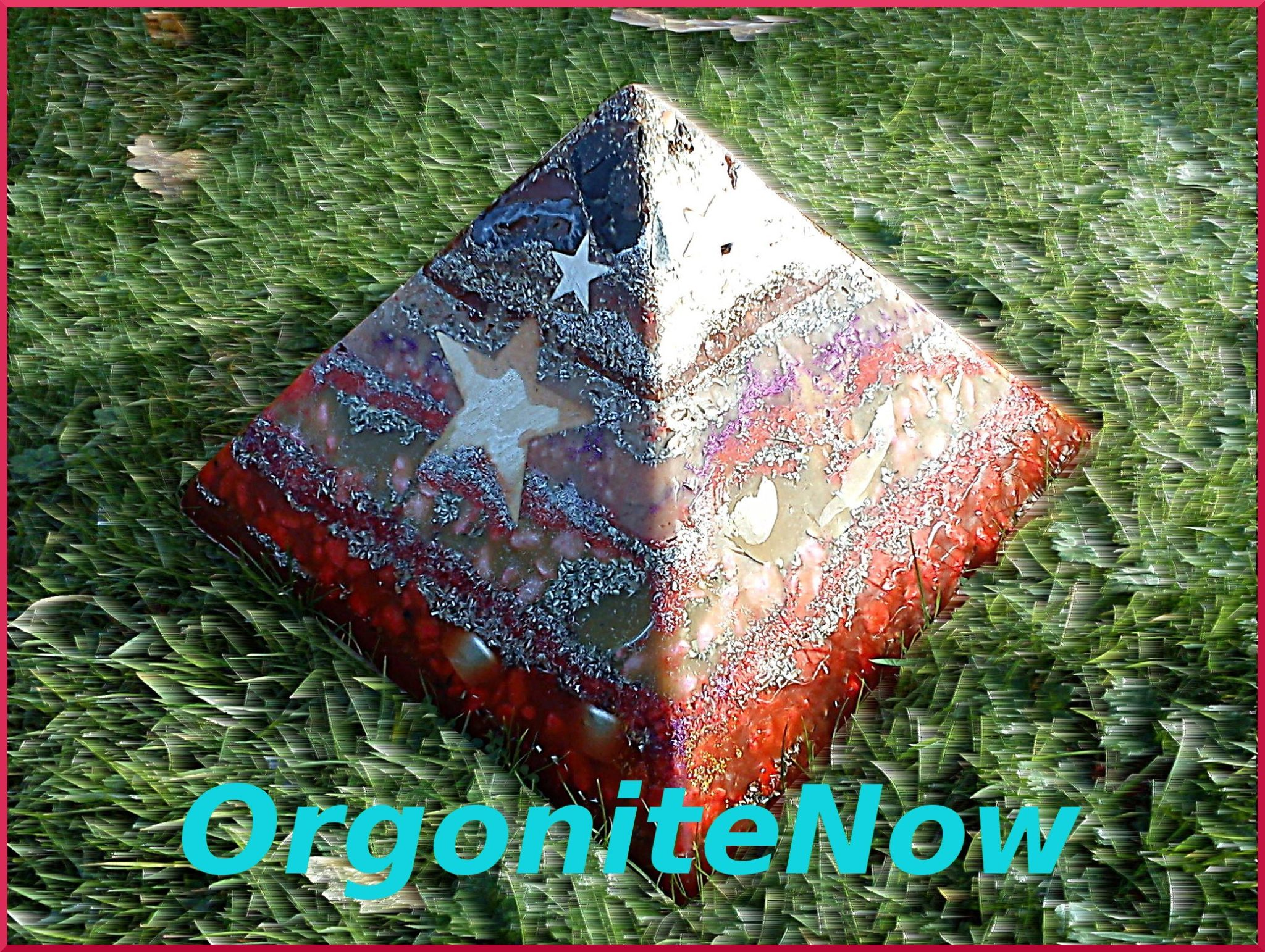 Orgonite now, de nieuwe site van Orgonite-Mareksheran