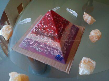 Piramide orgonite Maas 003