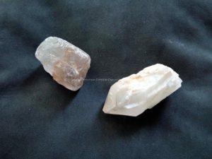 De mineralen en kristallen