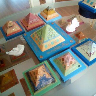 Cultuurnacht Roermond piramiden orgonite