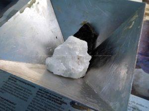 bergkristal en shungite
