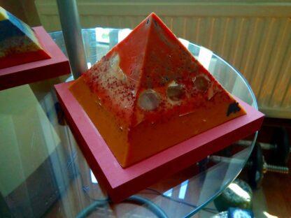 Maas Bridge 12 cm pyramid