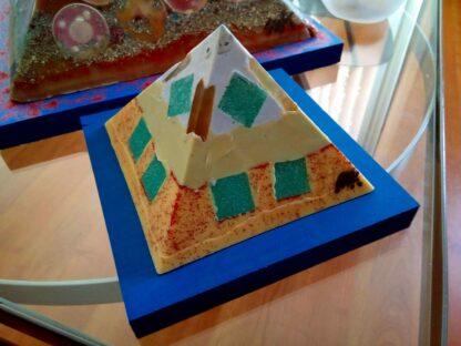 Strandpaviljoen pyramid