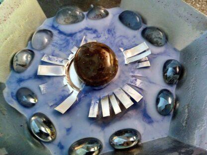 De tweede gewerkte mineraal