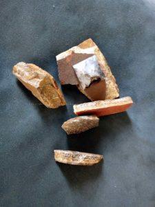 amethyst kwarts piramide