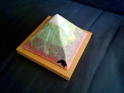 Selenium 13 cm pyramid