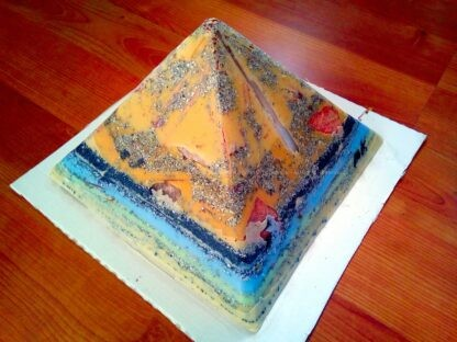 Prayers pyramid